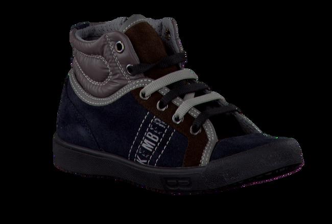 Blue BIKKEMBERGS shoe CAMPUS  - large