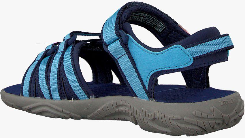 Blauwe TEVA Sandalen 1019395 TIRRA  - larger
