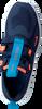 NIKE Baskets basses AIR MAX INFINITY (GS) en bleu  - small