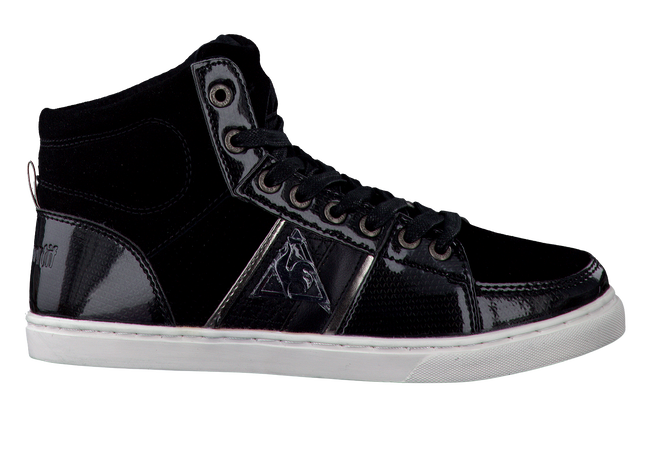 Black LE COQ SPORTIF shoe ASSIA MID  - large