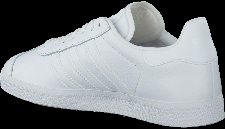 witte adidas gazelle dames