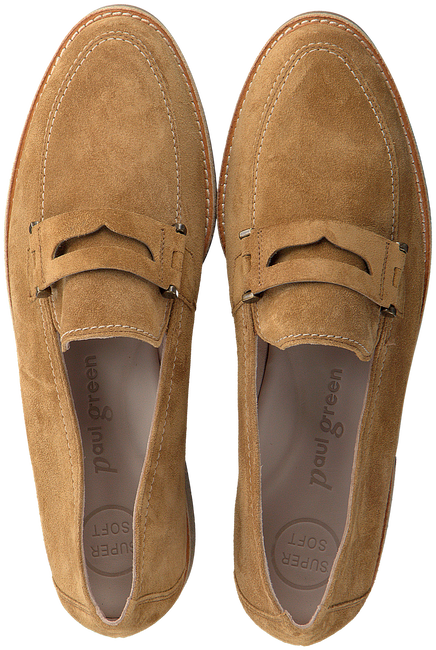 Cognac PAUL GREEN Loafers 2587  - large