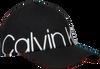 CALVIN KLEIN Casquette BIND EMBROIDERY CAP en noir  - small