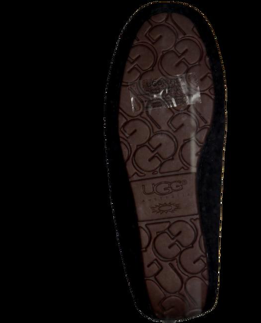 UGG Chaussons ANSLEY en noir - large