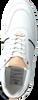 Witte FRED DE LA BRETONIERE Lage sneakers 101010128 FRS0713  - small