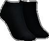 TOMMY HILFIGER Chaussettes 343024 en noir - small
