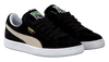 Zwarte PUMA Sneakers 352634 JONGENS  - small