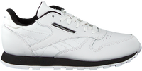 Witte REEBOK Lage sneakers CLASSIC LEATHER KIDS  - medium