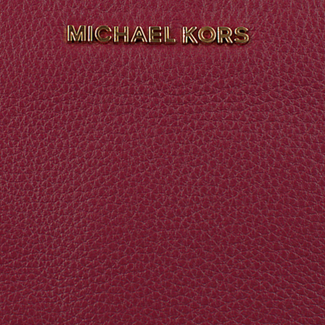 MICHAEL KORS Sac bandoulière DBL ZIP CROSSBODY en rouge - large