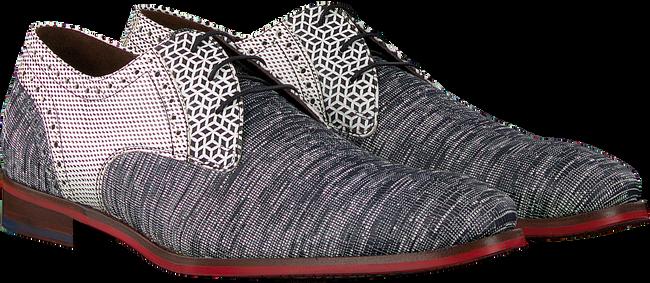 Zwarte FLORIS VAN BOMMEL Nette schoenen 18107  - large