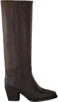 Bruine SHABBIES Hoge laarzen 193020061  - medium