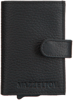 Zwarte MAZZELTOV Portemonnee 18294  - medium