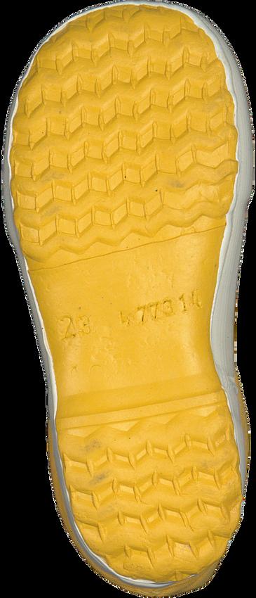 BERGSTEIN Bottes en caoutchouc WINTERBOOT en jaune - larger
