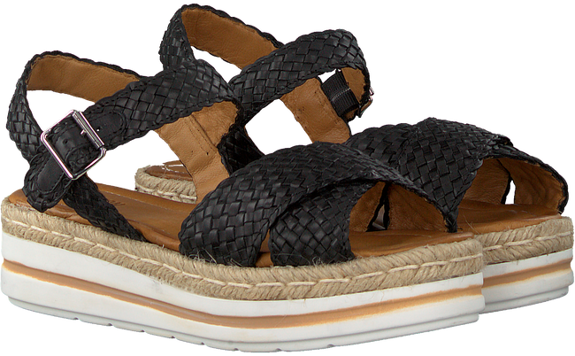 VERTON Sandales 52101 en noir  - large