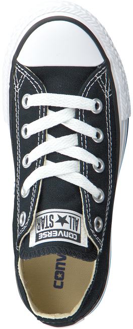 CONVERSE Baskets CHUCK TAYLOR ALL STAR OX KIDS en noir - large