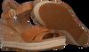 UGG Sandales W CLOVERDALE en marron  - small