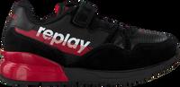 REPLAY Baskets basses SWAT en noir  - medium