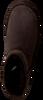 UGG Bottes fourrure CLASSIC MINI en marron - small