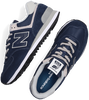 NEW BALANCE Baskets ML574 MEN en bleu - small