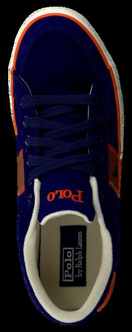 POLO RALPH LAUREN Baskets BOLINGBROOK II en bleu - large