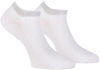 MARCMARCS Chaussettes MOSCOW en blanc - small