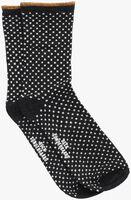 Zwarte BECKSONDERGAARD Sokken DINA SMALL DOTS  - medium