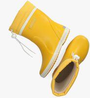 Gele BERGSTEIN Regenlaarzen WINTERBOOT  - medium