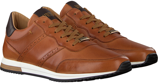 VRTN Baskets 9928 en cognac  - large