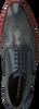 FLORIS VAN BOMMEL Richelieus 19062 en gris - small