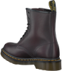 DR MARTENS Bottillons 1460 en rouge - small