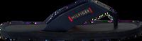 Blauwe TOMMY HILFIGER Slippers ELEVATED BEACH  - medium