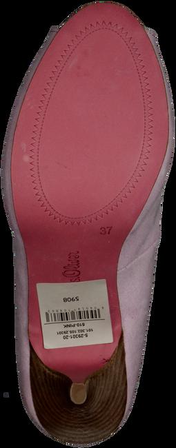 S.OLIVER Escarpins 29301 en rose - large