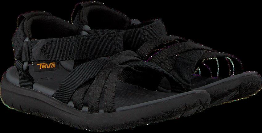 Zwarte TEVA Sandalen W SANBORN SANDAL  - larger