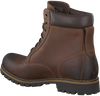 TIMBERLAND Bottillons RUGGED 6 IN PLAIN TOE WP en cognac - small