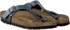 Blauwe BIRKENSTOCK PAPILLIO Slippers GIZEH  - small