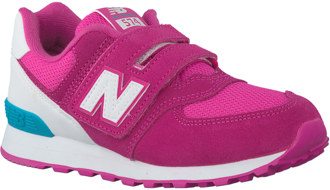 Roze NEW BALANCE Sneakers KV574  - large