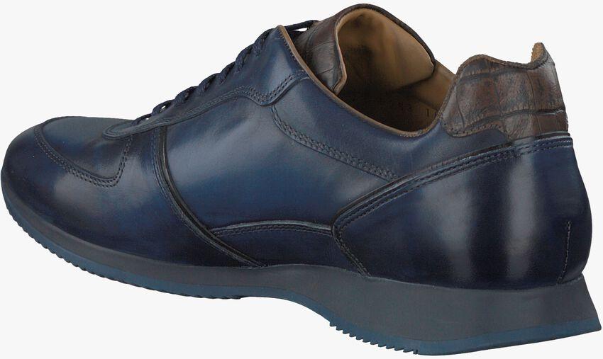 Blauwe VAN BOMMEL Sneakers 16192  - larger