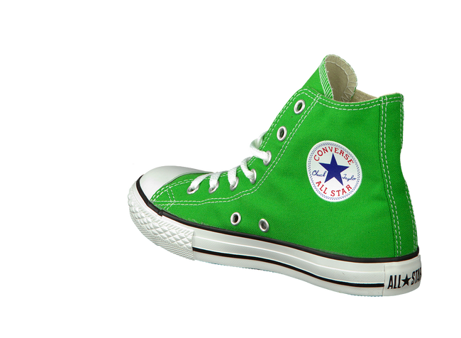 Groene CONVERSE Sneakers AS SEAS. HI KIDS  - large