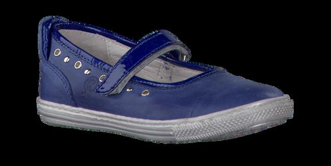 BANA&CO Ballerines 24110 en bleu - large