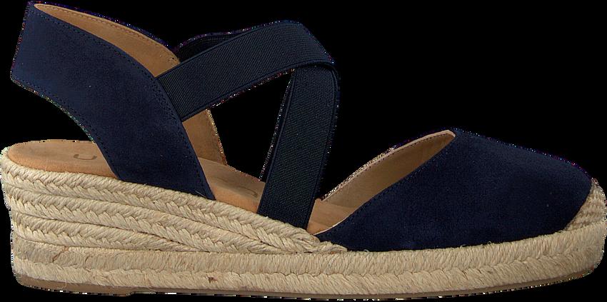 UNISA Espadrilles CELE en bleu - larger