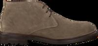 MAZZELTOV Chaussures à lacets 4082 en taupe  - medium