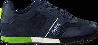 HUGO Baskets basses J29225 en bleu  - medium
