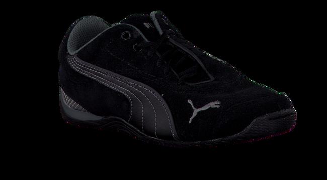 Zwarte PUMA Sneakers DRIFT CAT III MET VETER K  - large