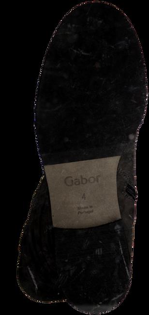 GABOR Tongs 792 en taupe - large