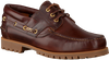 VAN BOMMEL Chaussures à lacets 1047 en marron - small