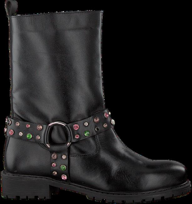 NIKKIE Bottines à lacets STONE BOOTS en noir  - large