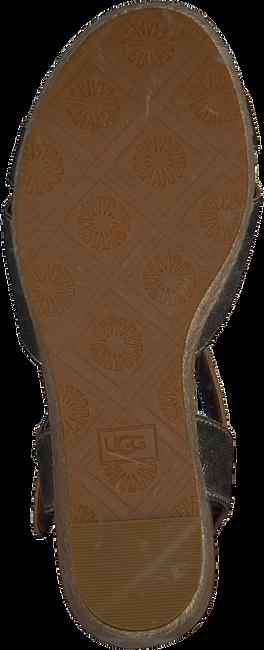 Gouden UGG Sandalen CLOVERDALE  - large