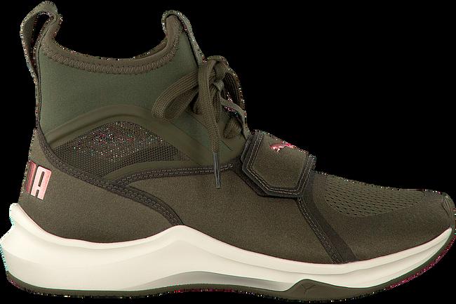 99e90a07b6c Groene PUMA Sneakers PHENOM DAMES - Omoda.be