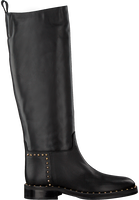 NOTRE-V Bottes hautes B4253 en noir  - medium