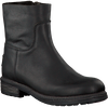 SHABBIES Bottines 172-0062SH en noir - small